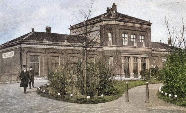 Station Koog-Zaandijk